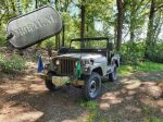 Prachtige Nekaf Jeep complete winter Huif 1955  ( Willys M38a1 Jeep ) Te Koop ,For Sale, Zum Verkauf